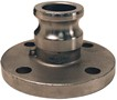 "Dixon 100-AL-SS 1"" Stainless Adapter x 150# ASA"